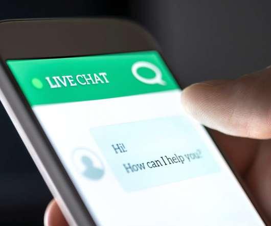 Chatbots - Customer Contact Central